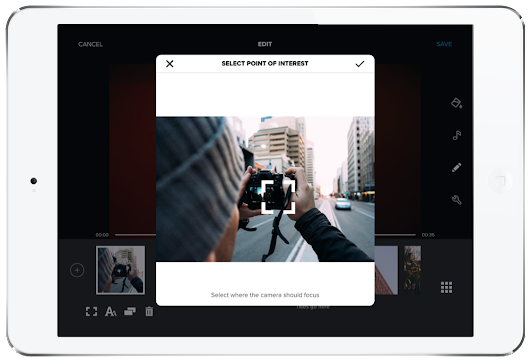 Creating Photo & Video Slideshows is Easy With Quik for iPad