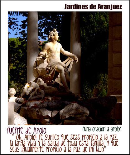 Una oración a Apolo