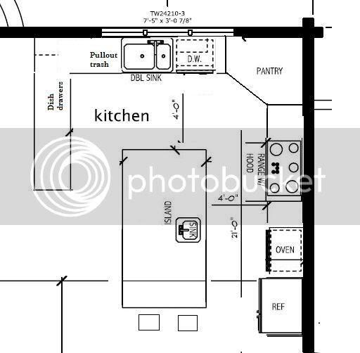 Help with Kitchen Layout - Kitchens Forum - GardenWeb