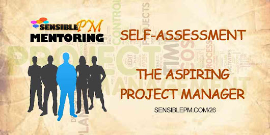 SPM 026 - Self-Assessment of Aspiring Project Manager Jared Coffin | Sensible Project Manager