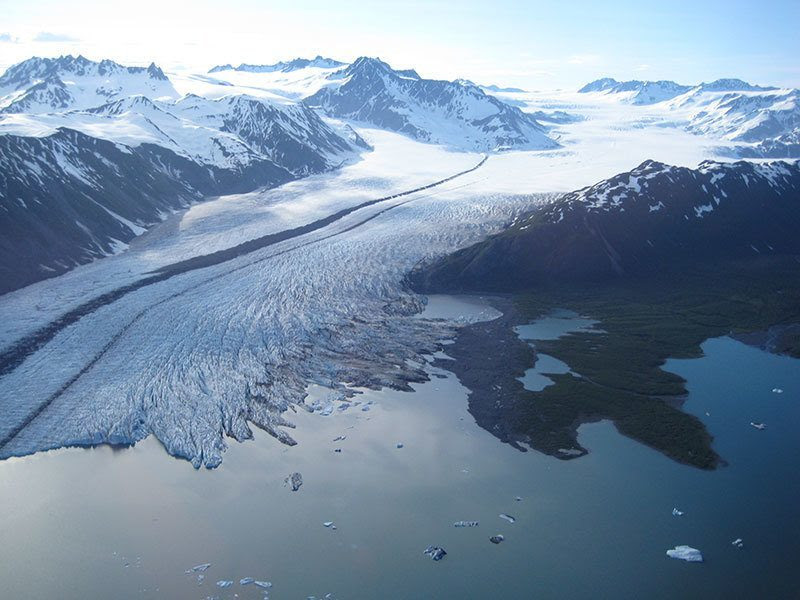 Beautiful National Parks Kenai Fjords