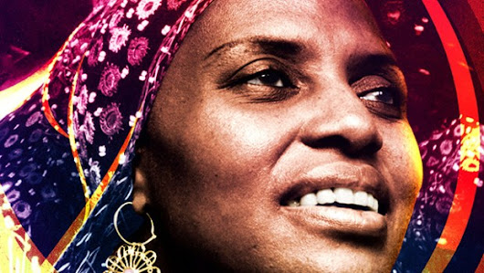 » Black History Month art series by artist Adam Hernandez: 'Miriam Makeba'