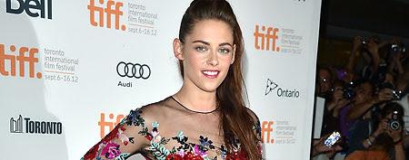 Kristen Stewart says she's 'fine' with seeing Robert Pattinson again (George Pimentel/WireImage)