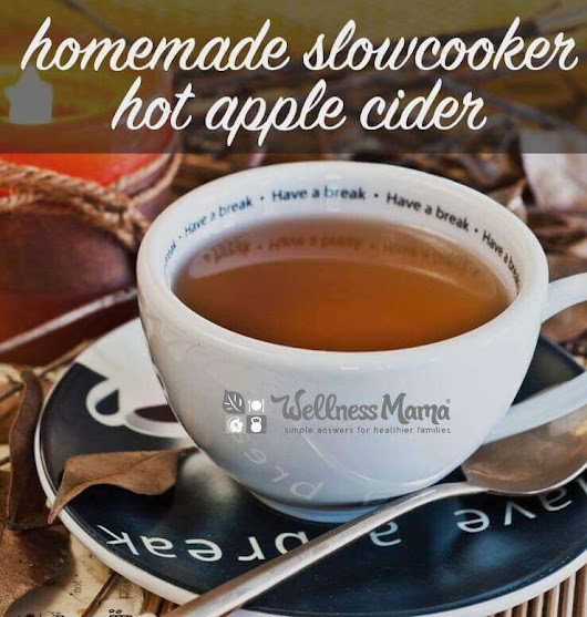 Apple Cider Recipe | WellnessMama