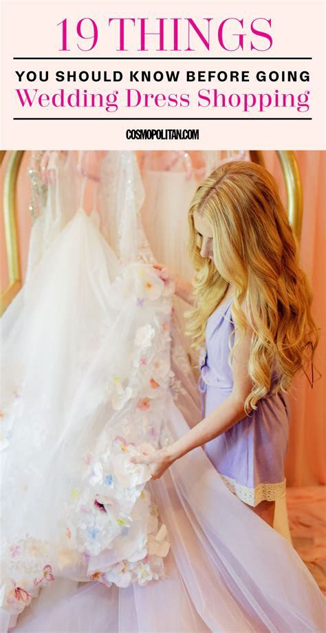 21 Things You Should Know Before Going Wedding Dress
