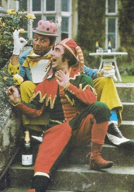 The Incredible Friendship of Oliver Reed and Keith Moon