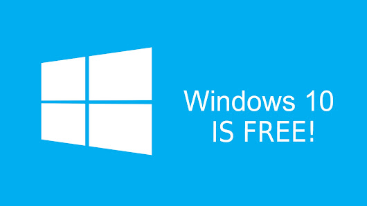 Win10 free upgrade ends - Computer Repair Southampton