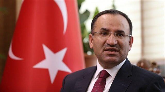 Turkey's deputy prime minister Bekir Bozdağ