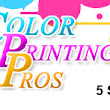Color Printing for Business Cards, Postcards, Brochures and Flyers