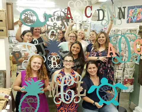 DIY Classes & Art Workshops in Orlando, FL – Driftwood Market