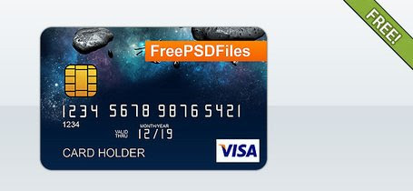 Free PSD Credit Card Template, Vector Files - Clipart.me