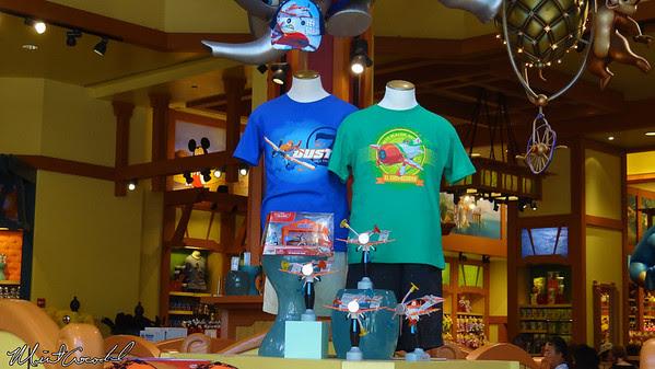 Disneyland Resort, World of Disney, Planes