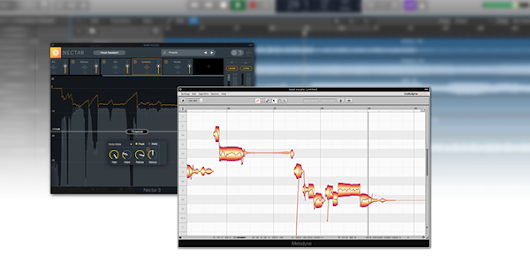 Melodyne bundled with Izotope Nectar 3