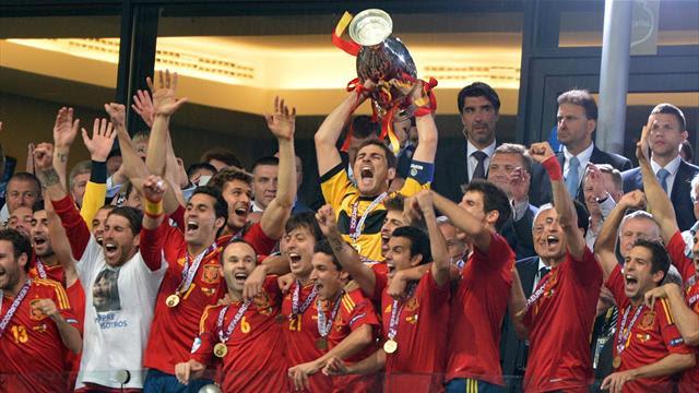 España no se aburre de ganar y ya es leyenda