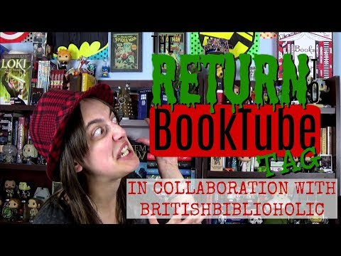 The Return to BookTube Tag!