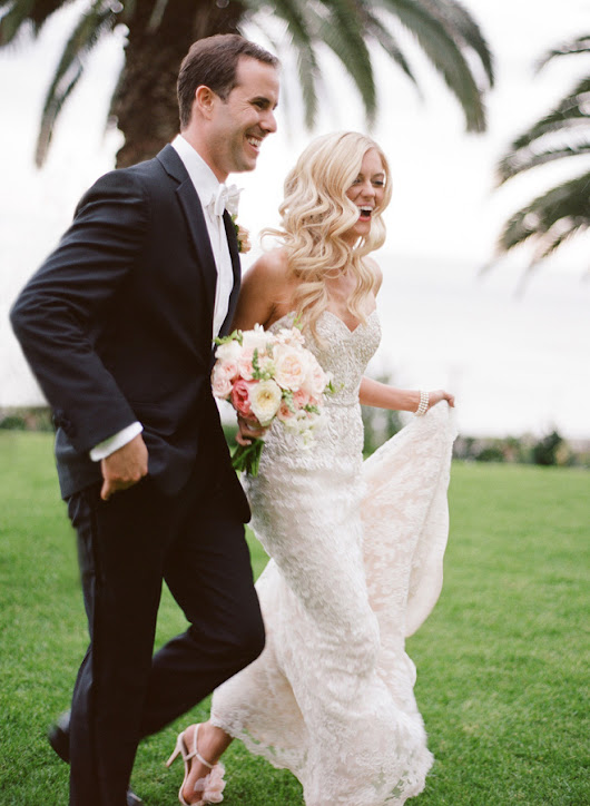 THE PRETTIEST PINK WEDDING | It Girl Weddings
