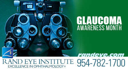January is Glaucoma Awareness Month | Rand Eye Institute