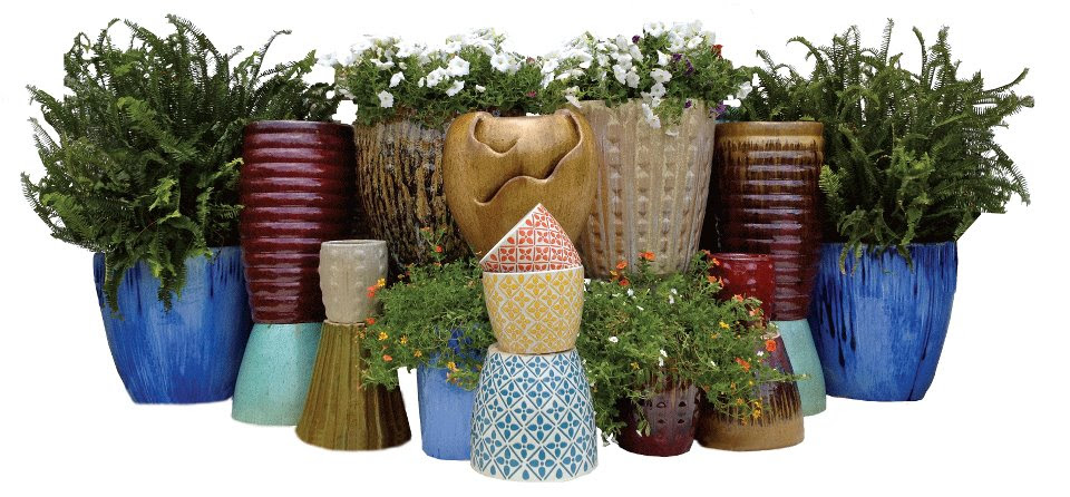 3 Tips for Decorating with Pots in Your Outdoor Space   Paul ...