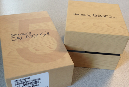 Contest: Win a Rogers Samsung Galaxy S5 and a Gear 2 Neo | MobileSyrup.com