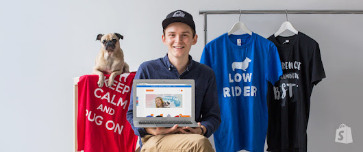 How I Built an Online T-Shirt Business and Made $1,248.90 in 3 Weeks – Shopify