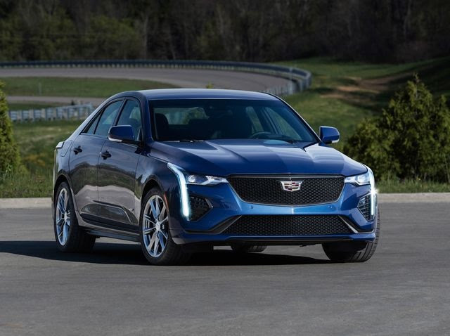 2021 cadillac ct4v blackwing specs release date  best