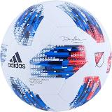 95fb3c86822 Adidas MLS White  Blue  Red CF0006 (Mini) 1 - Google Express