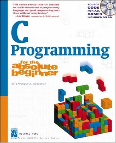 [PDF] C Programming for the Absolute Beginner Free Download