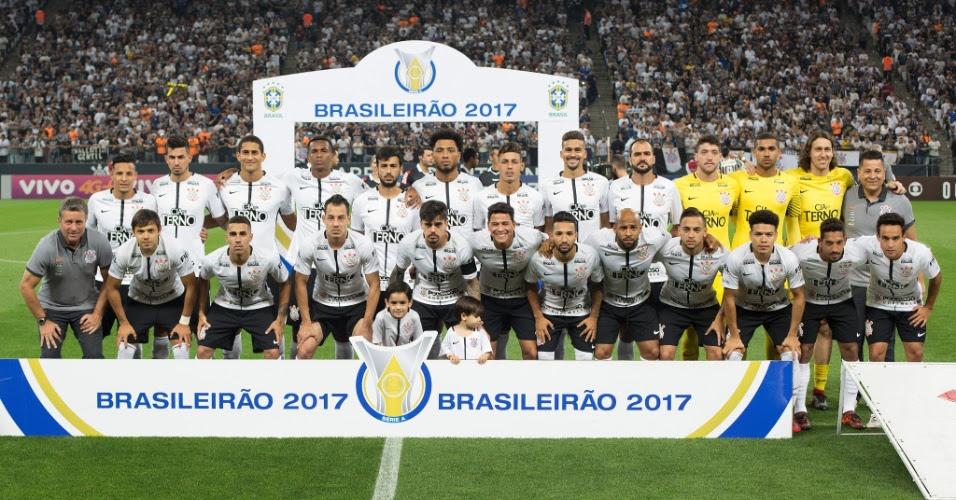 Resultado de imagem para corinthians pentacampeão brasileiro 2017