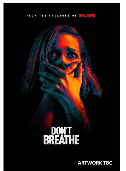 Don't Breathe DVD | Zavvi.com