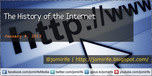Blog Post: The History of the Internet