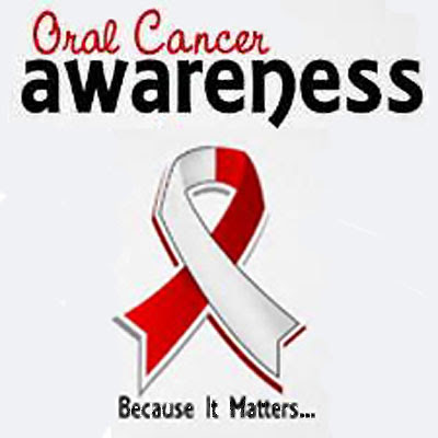 It's Oral Cancer Awareness Month!