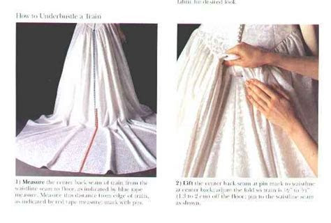 1000  images about How to make a bustle on Pinterest   My