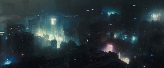 BLADE RUNNER 2049 - The Art of VFX