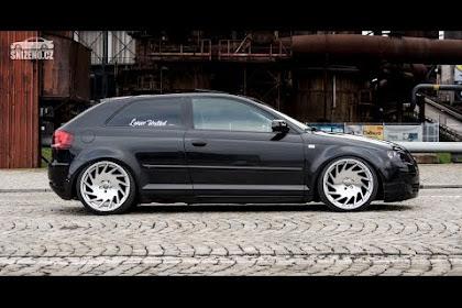 Audi A3 8p 19 Wheels