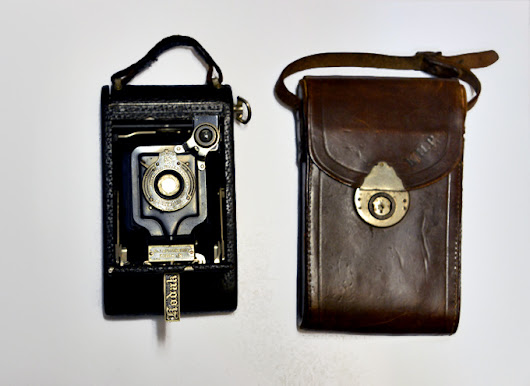 Kodak Junior 1A Camera from 1916
