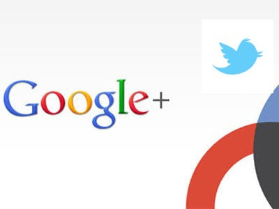 Suddenly, Google Plus Is Outpacing Twitter To Become The World's Second Largest Social Network