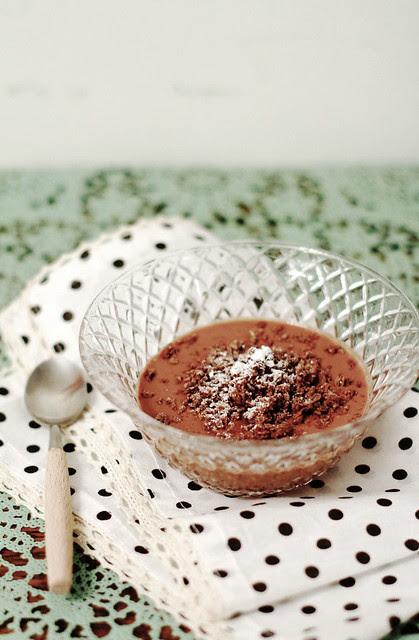 Chocolate Yogurt Dessert