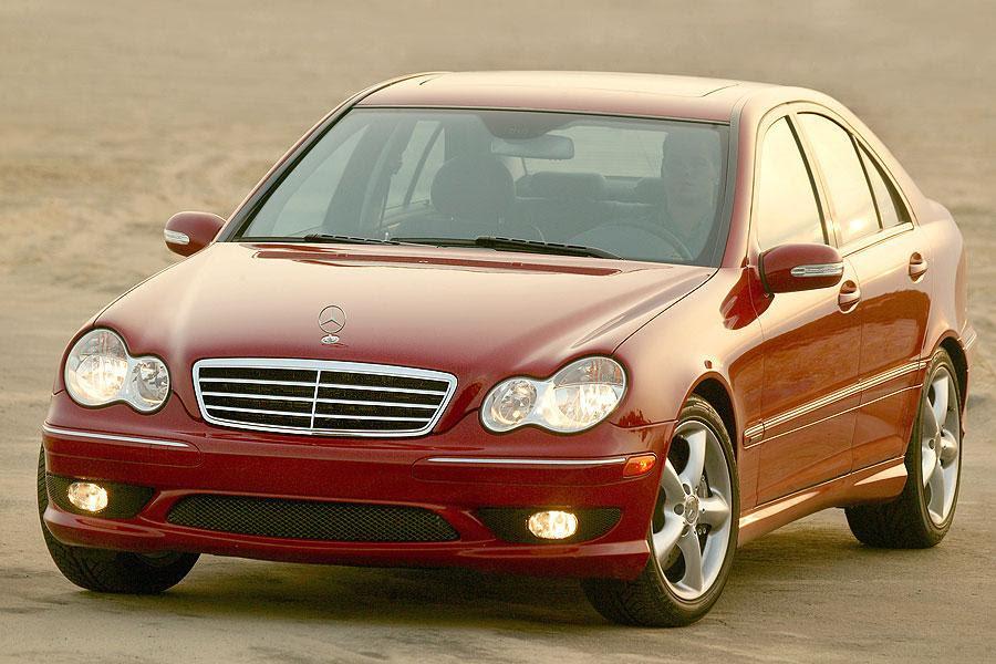 2007 Mercedes-Benz C-Class Reviews, Specs and Prices | Cars.com