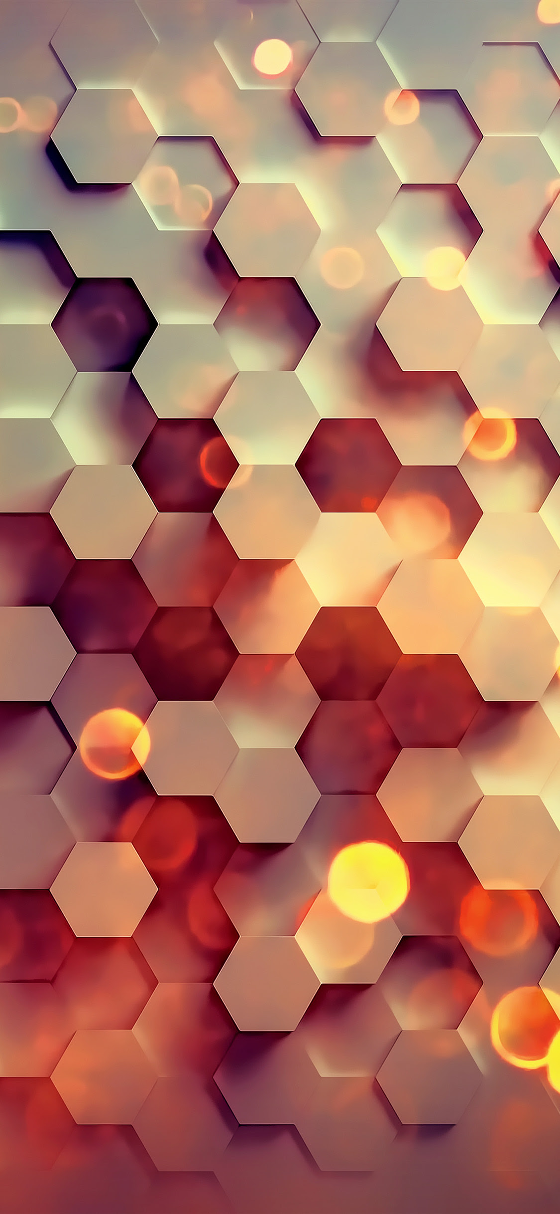 vy40-honey-hexagon-digital-abstract-pattern-background ...