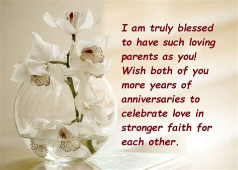 Wedding Anniversary Wishes Quotes Images For Parents