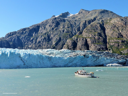 A Day in Glacier Bay - Squeaky Green Machine