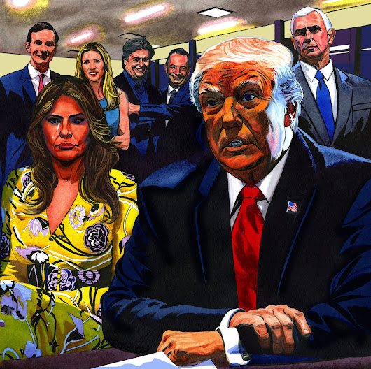 9:10 AM 1/4/2018 – Michael Wolff's 'Fire and Fury': Inside Trump's White House
