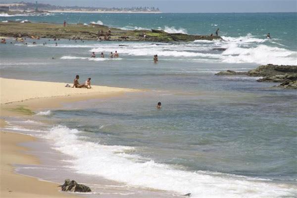 Resultado de imagem para Idema intensifica estudo de balneabilidade das praias
