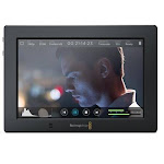 "Blackmagic Design Video Assist 4K, 7"" High Resolution Monitor w/ Recorder"