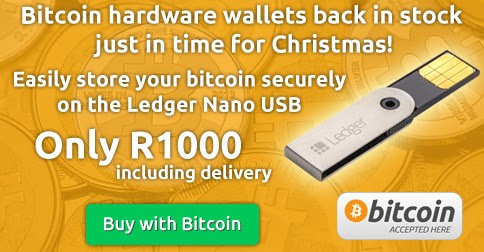 Secure your bitcoin with a Ledger Nano hardware wallet