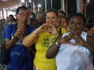 Aniversário Olinda-Recife (Foto: Bruno Marinho)
