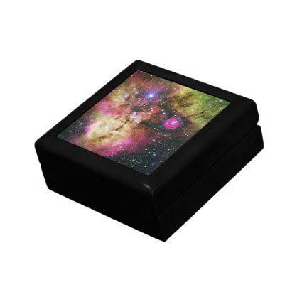 Carina Nebula - Breathtaking Universe Keepsake Box