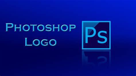 create  photoshop logo  photoshop cc youtube
