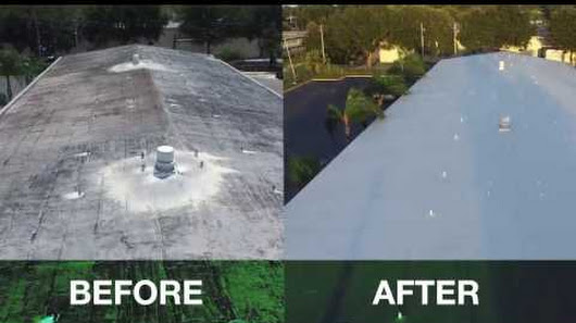 Aerial Videography Rig Roofing Replacement Of Howard