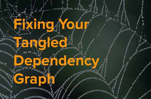 Fixing Your Tangled Dependency Graph - NDepend